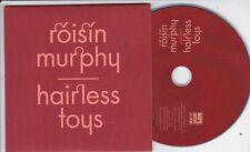 ROISIN MURPHY HAIRLESS TOYS RARE UK PROMO CD