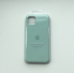 Genuine Official Apple iPhone 11 PRO MAX Silicone Case BERYL RRP £39