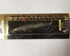 Team Daiwa TD Minnow Jerkbait Very Rare Made Japan Translucent Perch TDM1091SP06