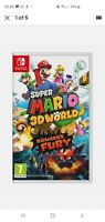 Super Mario 3D World + Bowser's Fury SWITCH *In Stock Now