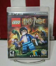 LEGO Harry Potter: Years 5-7 (Sony PlayStation 3, 2011) PS3