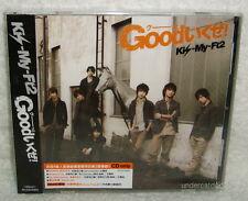 Kis-My-Ft2 Good Ikuze 2013 Taiwan CD w/bonus trks「JET SET GO、 Catch Love」
