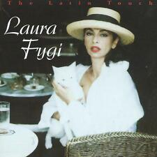 JAZZ  CD album LAURA FYGI - THE LATIN TOUCH ( EX - CENTERFOLD )