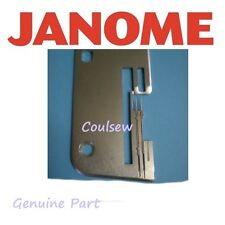 JANOME GENUINE OVERLOCKER NEEDLE PLATE 434D ONLY
