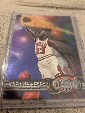 1997-98 Metal Universe MICHAEL JORDAN #23 Chicago Bulls