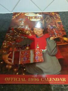 "CLIFF RICHARD FANS - ""Vintage Calendar"" - 1996- all complete - see Pic"