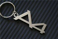 For Audi A4 keyring Schlüsselring porte-clés TDI TSI QUATTRO FSI S LINE SE SPORT