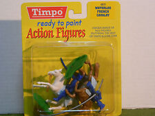1/32 SCALE TIMPO WATERLOO FRENCH CAVALRY  (DISCONTINUE)