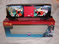 Lionel 6-84764 Disney RR Villains Queen of Hearts Hi-Cube Box Car O 027 New 2018