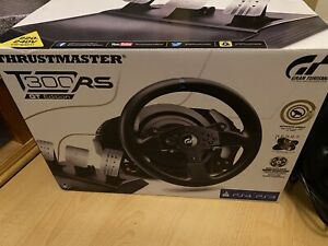 Thrustmaster T300 RS GT Edition Steering Wheel and Pedal Set - PS3/PS4/PC PS5