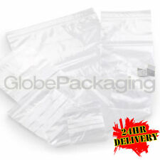 "2000 x Grip Seal Resealable Poly Bags 13"" x 18"" - GL16"