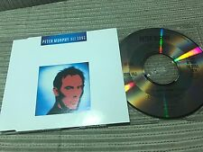 PETER MURPHY BAUHAUS - HIT SONG CD SINGLE BEGGARS BANQUET GERMANY + LIVE TRACKS
