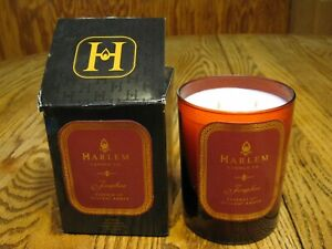 HARLEM Candle Co. Josephine Essence Of Opulent Amber 12 oz
