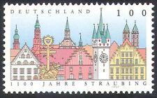 Germania 1997 Straubing/CLOCK TOWER/edifici Architettura/1 V (n33567)