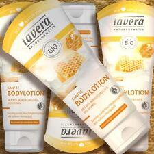2er PACK Lavera Sanfte Bodylotion Bio-Mandelmilch Bio-Honig 2x200ml Naturkosmeti