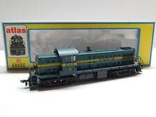 HO Scale - Atlas/KATO - 8119 Rutland RS-1 Diesel Locomotive Train #402