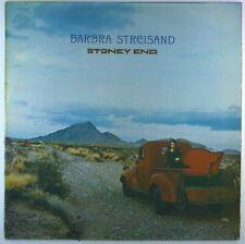 """12"""" LP - Barbra Streisand - Stoney End - G725 - cleaned"""