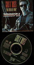 Guns N' Roses You Could Be Mine / Civil War UK CD single Geffen Records GFSTD 6