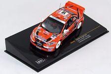 PEUGEOT 307 WRC #18 RALLY MONTE CARLO 2008 N°RAM309 1/43 IXO
