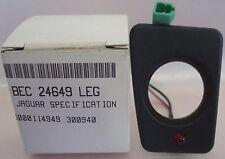 JAGUAR RHD XJS 93.5 94 95 96 CIGAR LIGHTER BEZEL WITH SECURITY LED BEC24649LEG