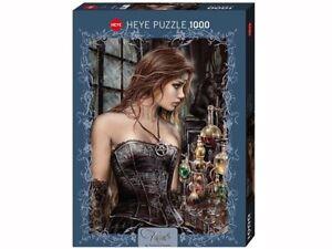 Heye 1000 Piece Jigsaw Puzzle - Victoria Frances: Favole Poison