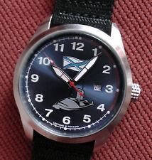 Wrist Quartz Men Watch Military Special Forces Spetsnaz Attack Submarine 2861343