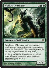 *MRM* ENG FOIL Coeur d'argent wolfir / Wolfir Silverheart MTG avacyn
