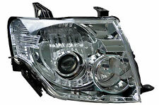 Headlight Mitsubishi Pajero 11/06-13 New Right NS/NT/NW No motor 07 08 09 10 12
