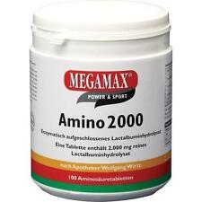 AMINO 2000 Megamax Tabletten 100 St
