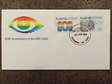 50th Anniversary of the ABC 1982 First Day Cover