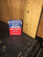 EVEREADY Miniature Battery's For DISPLAY No.E401
