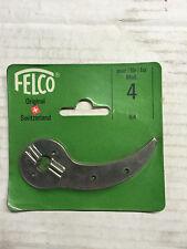 Felco 4/4 Ersatz-Gegenklinge mit Nieten für Felcoschere Nr. 4
