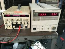 HP 6038A DC Power Supply 0-60V 0-10A 200W HPIB LOAD TESTED