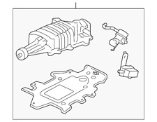 Genuine GM Supercharger 89018119