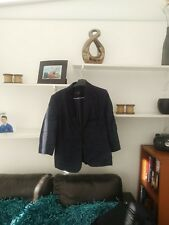 Ladies Very Trendy Navy Blue Next Jacket Size 12 - Must See