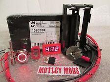 Unregulated Box Mod kit-diy-hammond 1590B-3034 mosfet-voltmeter-510*Motley Mods*