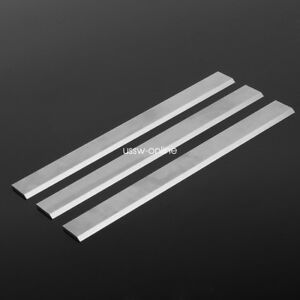 3Pack 6-1/8 inch planer Jointer Knife for Craftsman, Delta 37-155