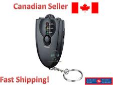 Alcohol Breath Analyzer Breathalyzer Tester Detector Test Flashlight Keychain