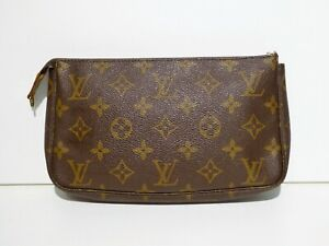 VINTAGE LOUIS VUITTON MONOGRAM POCHETTE ACCESSOIRES 1996 MADE IN FRANCE