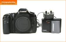 Canon EOS 5D 12.8MP FOTOCAMERA REFLEX DIGITALE CORPO, batteria, & Caricabatteria + GRATIS UK