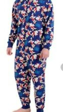 All in One small mens sleepsuit with zip in back Pjs, Disability / Autistic