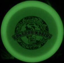 Rare 2014 Pdga Worlds Glow Firebird 175 g Innova Disc Golf Oop New Nate Sexton