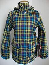 SESSIONS MUSE Recco Skijacke Snowboardjacke Outdoor Skate Damen Gr.XS NEU+ETIKET