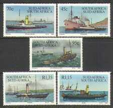 RSA 1994 Tug Boats/Nautical/Transport 5v set (n26038)