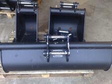 Lot 3godets +coupleur à ressort axes 30mm mini pelle 1.5T prix TTC