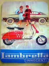 Lambretta Advert Mouse Mat....NEW!!