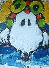 """Tom Everhart """"ACE FACE"""" SNOOPY S/N """"PEANUTS"""" Lithograph with a COA.  Last One!"""