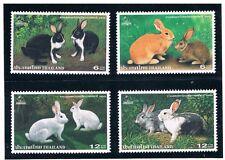 THAILAND 1999 Rabbits (Fauna)