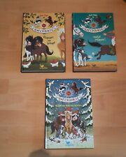 Die Haferhorde - 3 Kinderbücher / Mädchenbücher - Pferde - gebundene Ausgabe