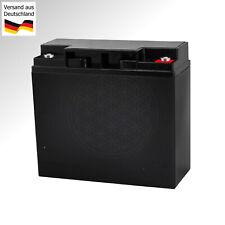 Starter Batterie für Aufsitzrasenmäher Mastercut 92-155 Blei Vlies AGM 12V Gel